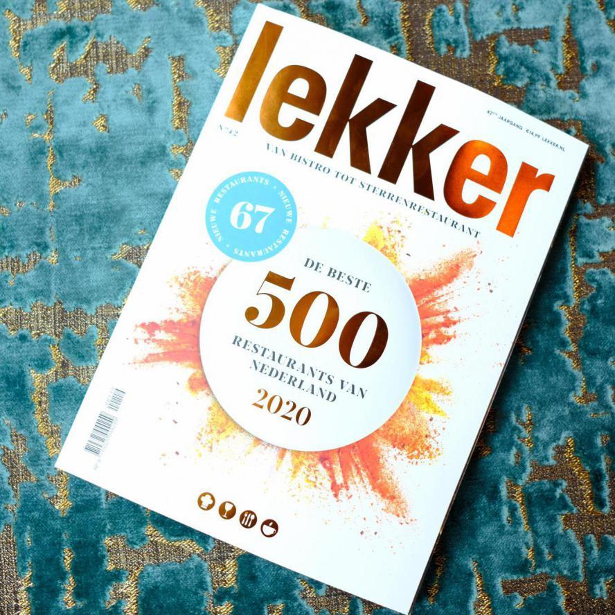 Nieuwkomer lekker top 500